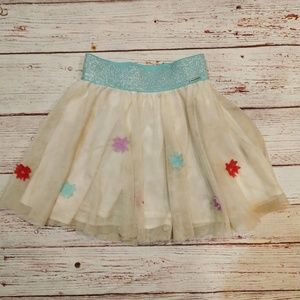🌟American Girl 🌟 Floral skirt size 7/8
